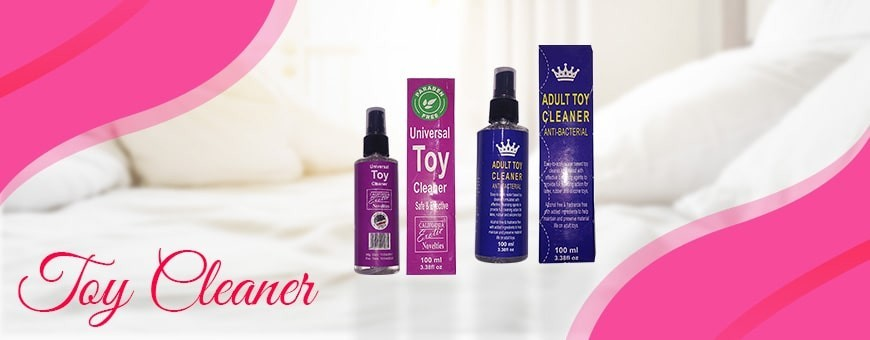 Purchase Toy Cleaner In Panipat & Keep Your Sex Toys Clean & Safe